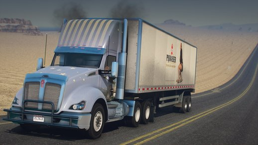 کامیون T680 2020 برای GTA V