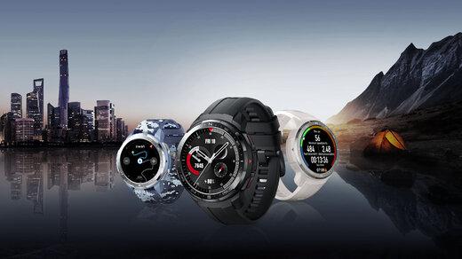 ساعت هوشمند آنر واچ جی اس پرو؛ HONOR Magic Watch