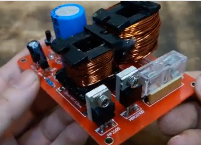 شارژر باتری  هوشمند با ATtiny13