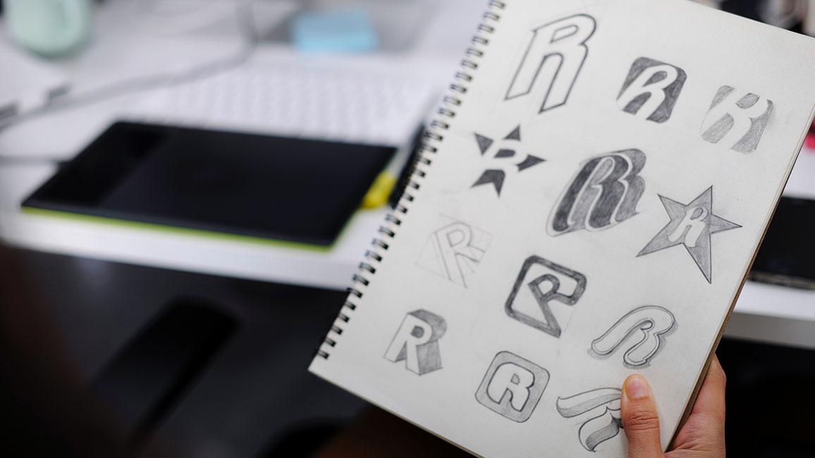 طراحی لوگو آرم و نشان تجاری