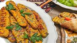 طرز تهيه کوبيده مرغ با روشي ساده / غذاي ايراني
