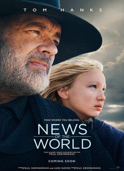 دانلود فیلم سینمایی اخبار دنیا News of the World