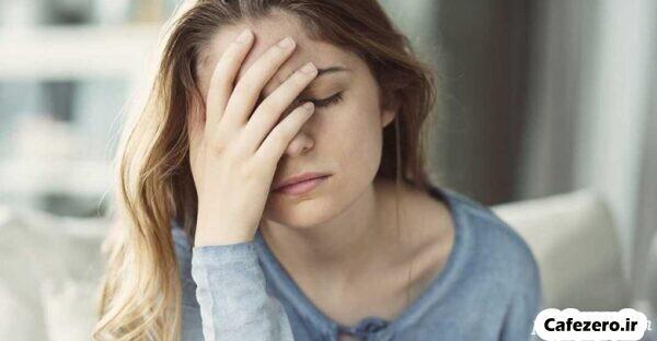 استرس کم کاری معده جوانان