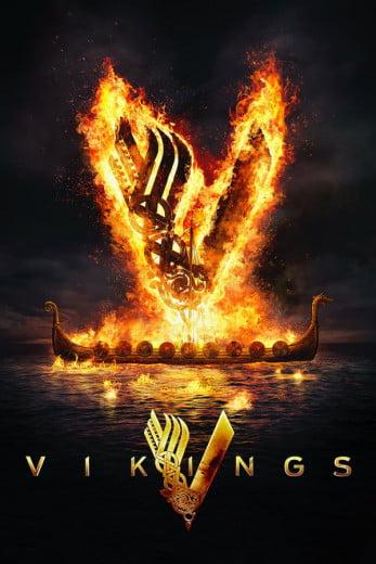دانلود دوبله فارسی سریال  Vikings