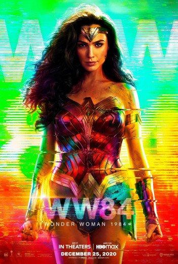 دانلود فیلم Wonder Woman 1984 2020 دوبله فارسی