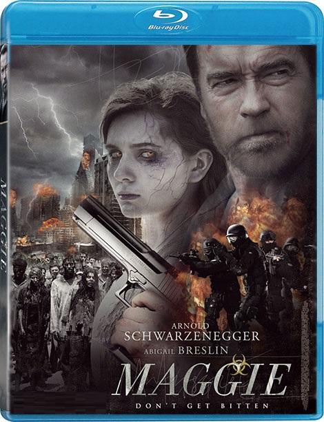 دانلود فیلم جدید مگی Maggie 2015
