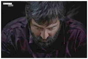 تیپ بهرام رادان در فیلم ابلق
