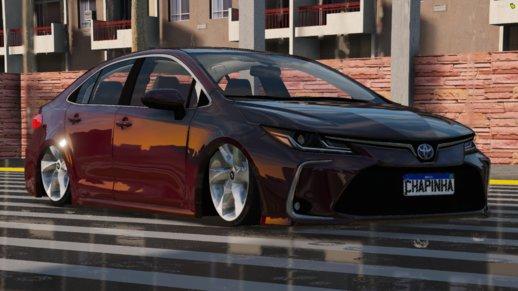 خودرو تویوتا کرولا 2020 برای GTA V