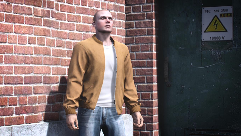 شخصیت بازی bully برای GTA V