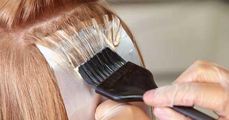 قرمزی و حساسیت رنگ مو،از بین رفتن قرمزی و حساسیت رنگ مو