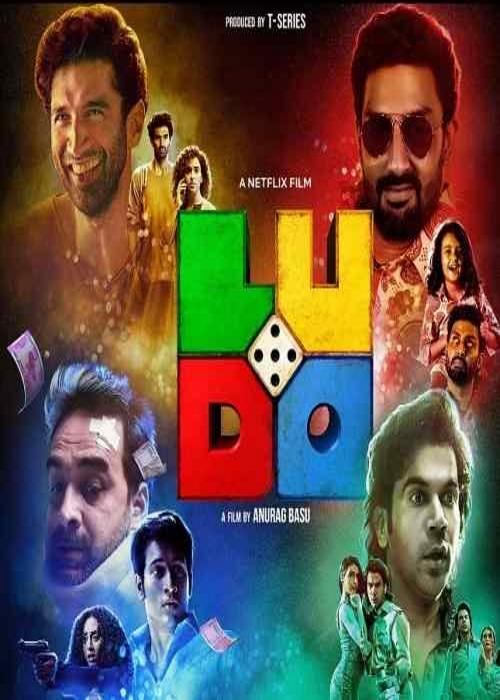 دانلود فیلم هندی منچ با دوبله فارسی  Ludo 2020