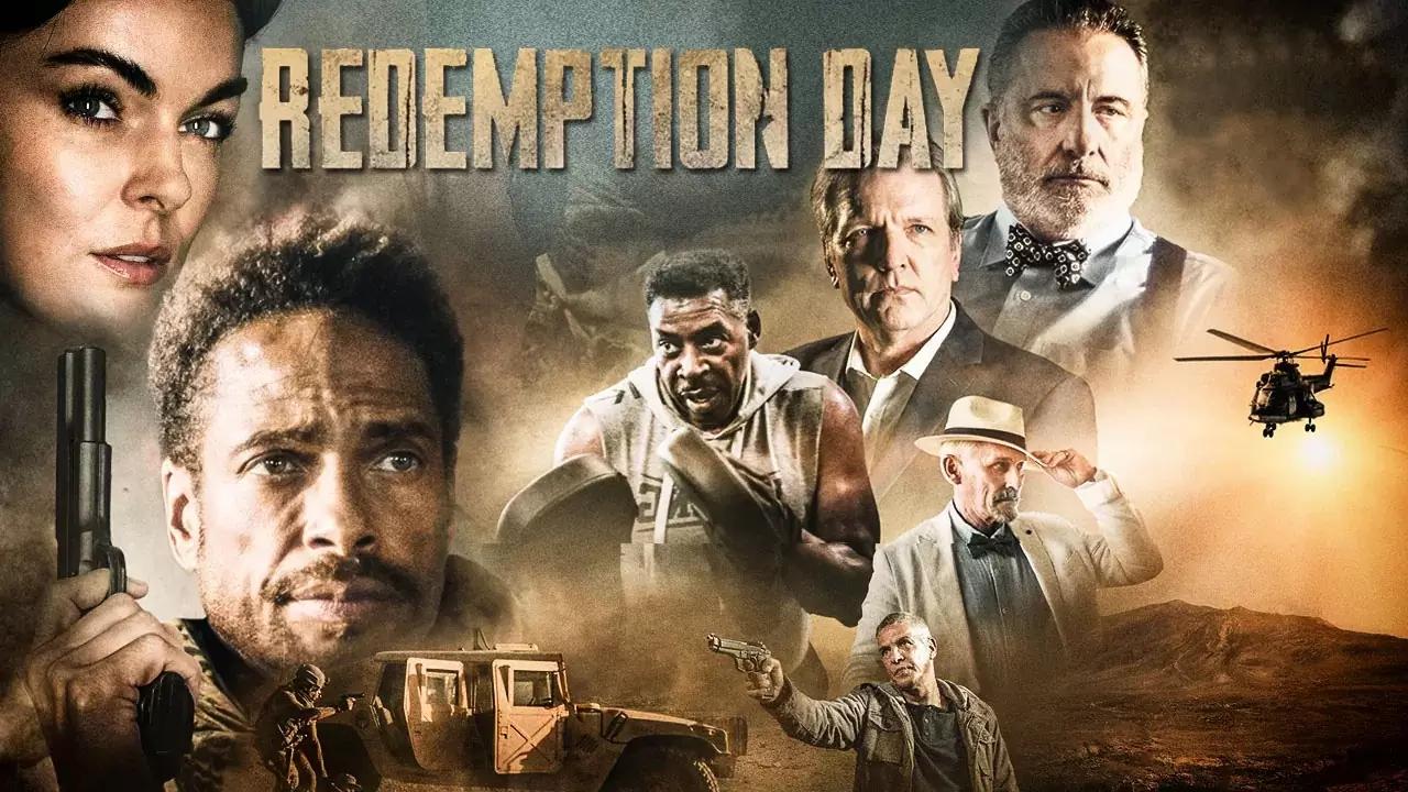 دانلود و تماشای فیلم روز رستگاری دوبله فارسی redemption day 2021