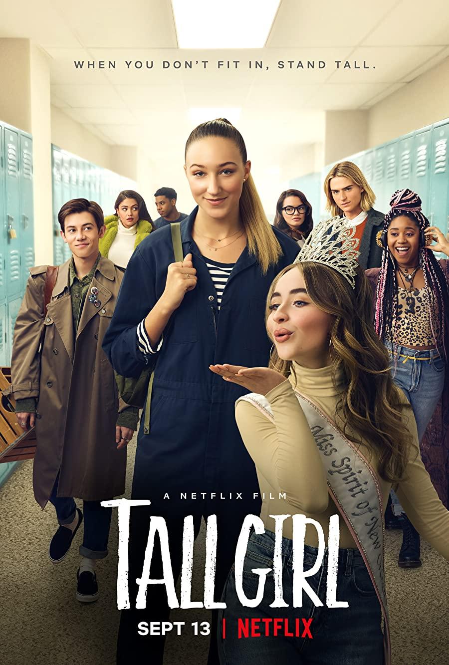 فیلم دختر قد بلند دوبله فارسی 2019