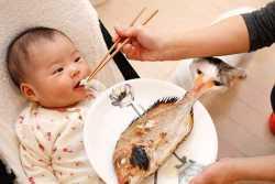 فوايد خوردن ماهي براي کودکان