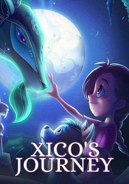 دانلود انیمیشن ماجراجویی زیکو دوبله فارسی Xicos Journey 2020