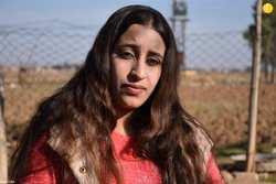 دختري که 7 سال در اسارت داعش بود آزاد شد
