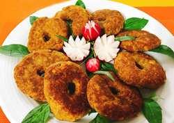 طرز تهيه شامي گيلاني خوشمزه / غذاي ايراني