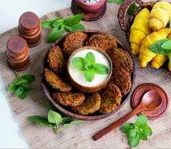 طرز تهيه کتلت عدس خوشمزه و مقوي / غذاي ايراني