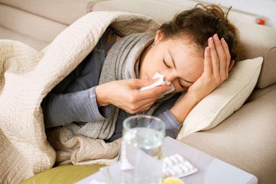 ویتامین c ،عفونت های سرما خوردگی