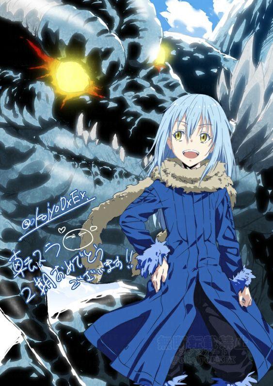 دانلود فصل 2 انیمه Tensei shitara Slime Datta Ken با زیرنویس فارسی