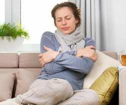 خانم ها بيشتر احساس سرما مي کنند