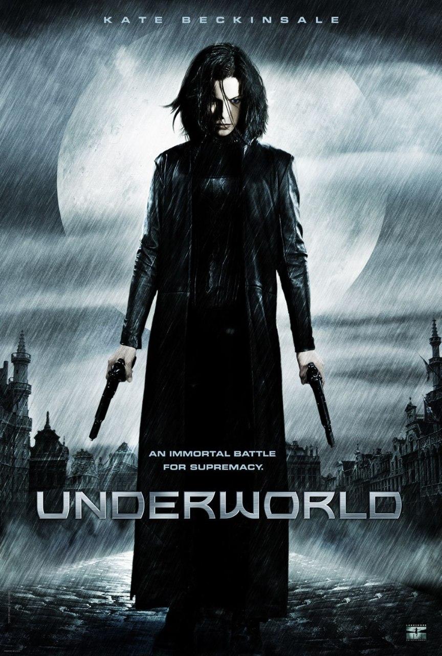 دانلود فیلم فانتزی underworld 2003 با زیرنویس فارسی چسبیده