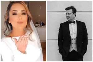 پيمان قاسم خاني با ميترا ابراهيمي ازدواج کرد