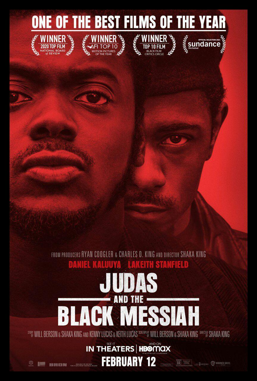 دانلود فیلم درام و تاریخی (Judas and the Black Messiah (2021 با زیرنویس فارسی چسبیده