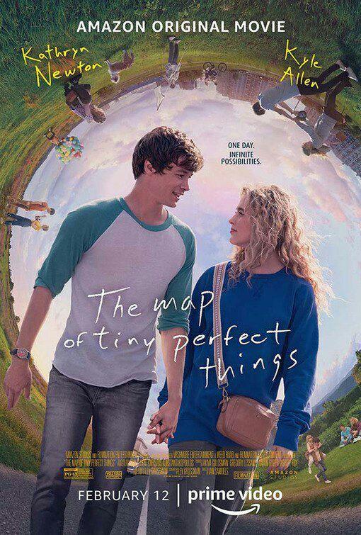 دانلود فیلم فانتزی (The Map of Tiny Perfect Things (2021 با زیرنویس فارسی چسبیده