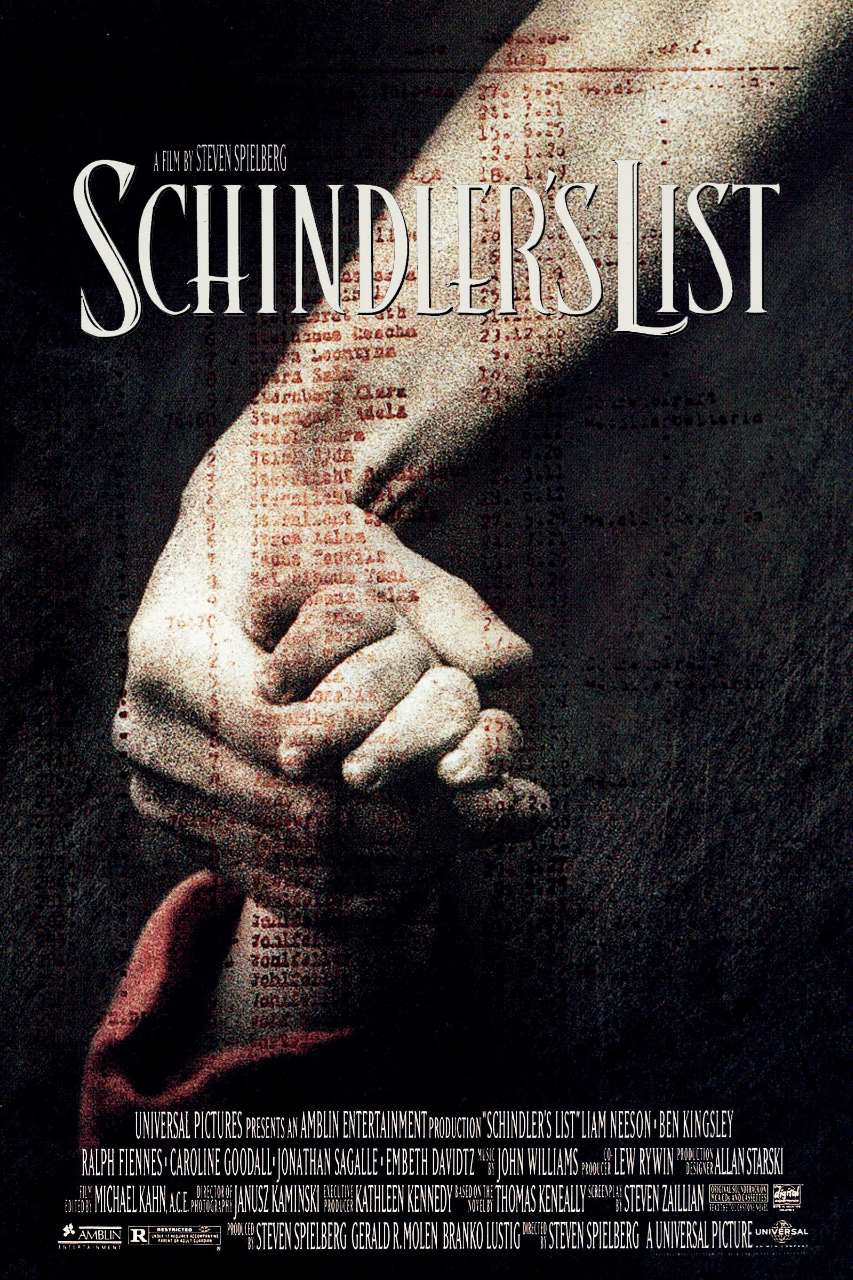 دانلود فیلم درام و تاریخی (Schindler's List (1993 با زیرنویس فارسی چسبیده