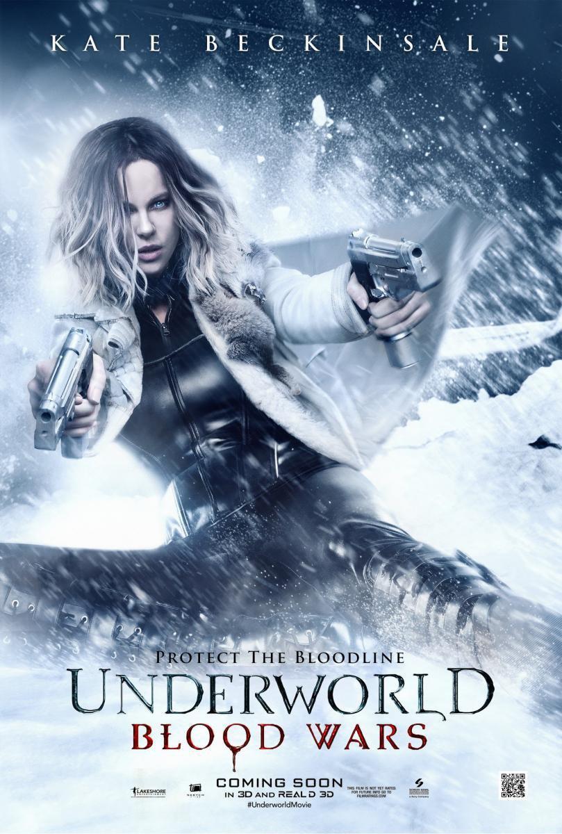دانلود فیلم اکشن و فانتزی (Underworld: Blood Wars (2016 با دوبله فارسی