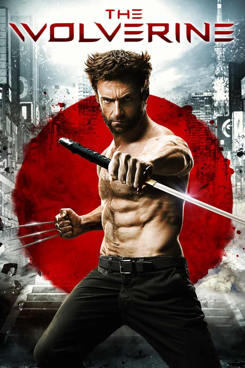 دانلود فیلم اکشن (The Wolverine (2013 با دوبله فارسی