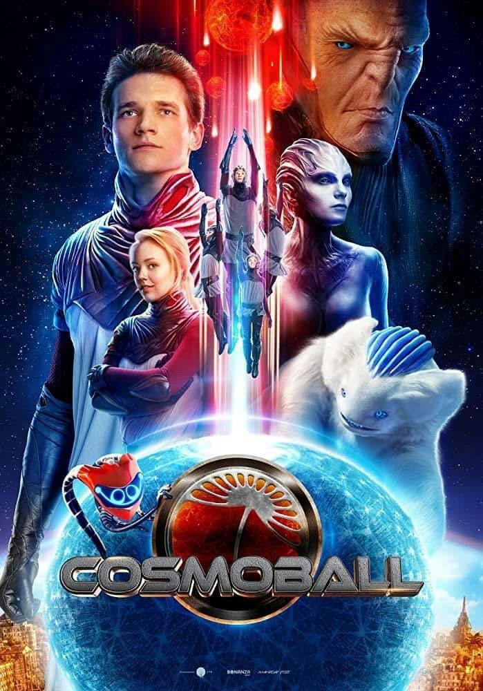 دانلود فیلم علمی تخیلی Cosmoball (2020) با دوبله فارسی