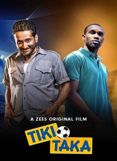 فیلم تیکی تاکا دوبله فارسی 2020