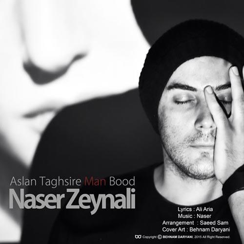 دانلود آهنگ جدید ناصر زینعلی - اصلا تقصیر من بود