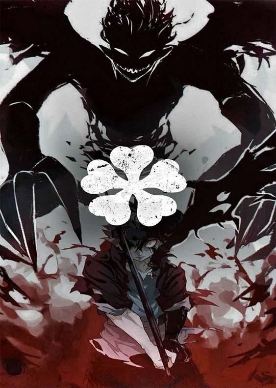 دانلود قسمت 167 انیمه شبدر سیاه Black Clover