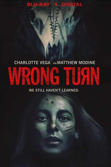 دانلود فیلم پیچ اشتباه Wrong Turn زیرنویس فارسی