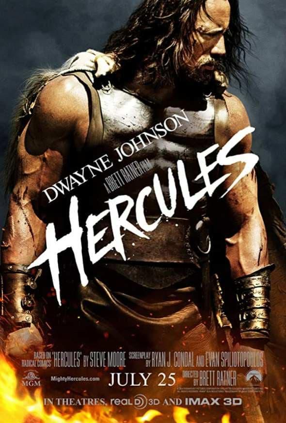 دانلود فیلم فانتزی Hercules (2014)  با دوبله فارسی