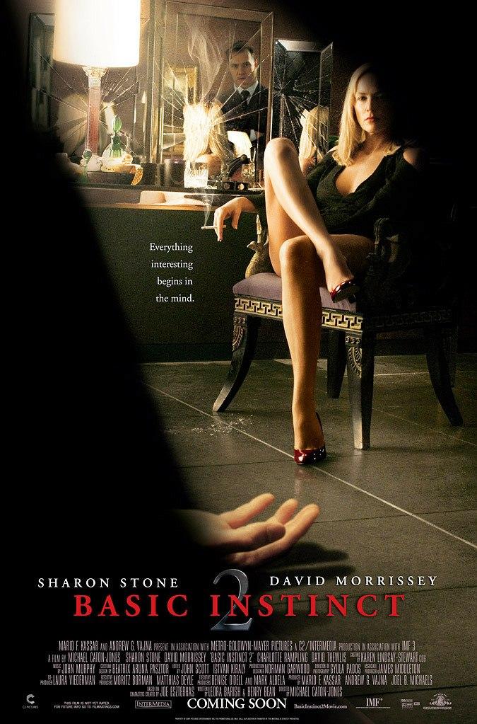 فیلم غریزه اصلی 2 |  Basic Instinct 2 2006