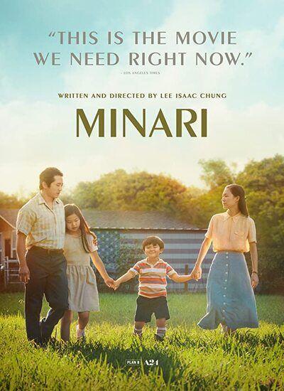 فیلم میناری دوبله فارسی Minari 2021