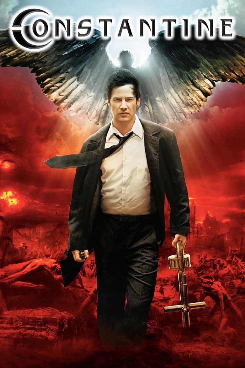دانلود فیلم فانتزی  Constantine (2005) با دوبله فارسی