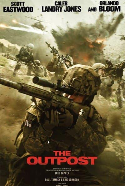 دانلود فیلم جنگی The Outpost (2020) با زیرنویس فارسی چسبیده