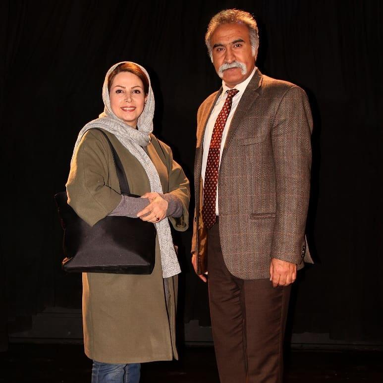 نسرین نکیسا بازیگر