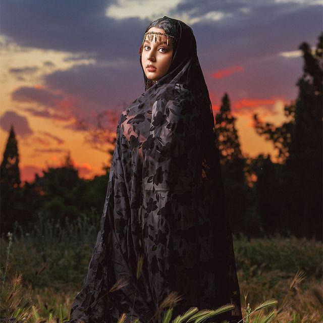 جدیدترین عکسهای مهسا هاشمی 1400