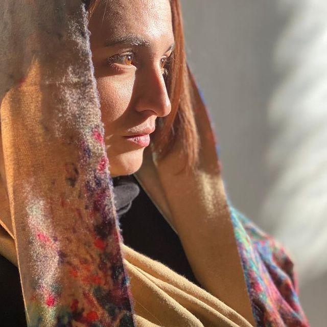 جدیدترین عکسهای گلاره عباسی 1400