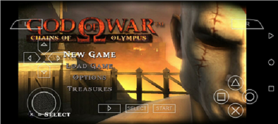 دانلود بازی خدای جنگ برای اندروید با حجم کم بدون دیتا