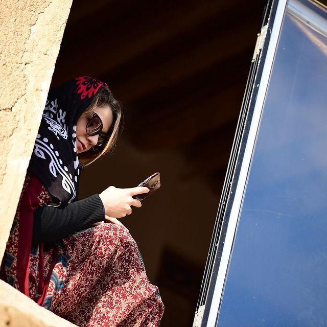 جدیدترین عکسهای شقایق فتاحی  1400