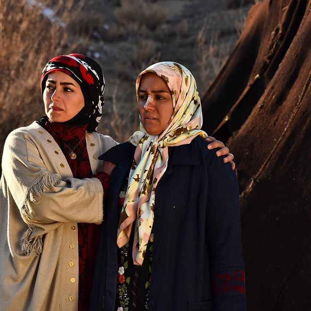 جدیدترین عکس های نسرین مرادی  1400