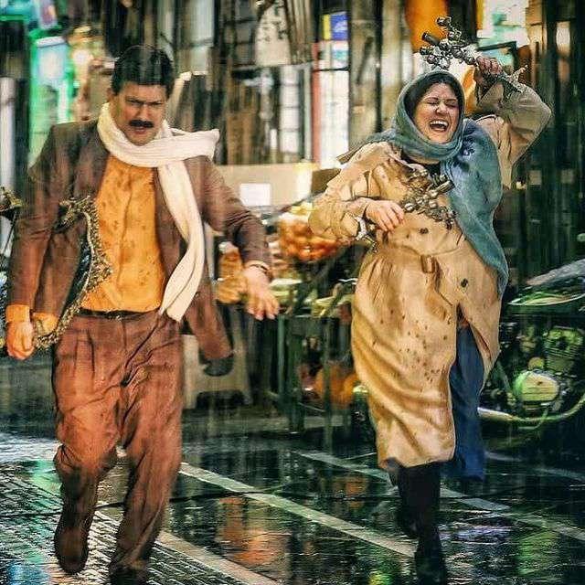 عکسهای جدید باران کوثری 1400