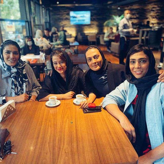 عکسهای جدید الناز حبیبی 1400